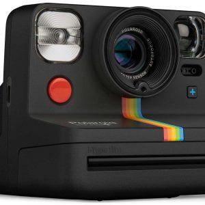Polaroid - Now+ - Point & Shoot Camera - Black