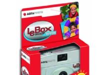AgfaPhoto Le Box Outdoor - Engångskamera - 35 mm