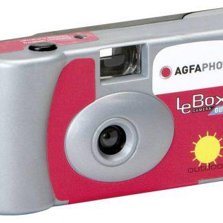 AgfaPhoto LeBox 400 27 Outdoor Engångskamera 1 st Stänkskyddad