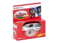 AgfaPhoto LeBox Camera Flash - Engångskamera - 35 mm
