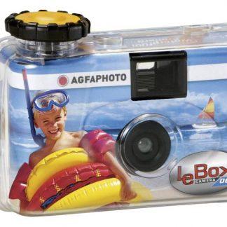 AgfaPhoto LeBox Ocean Engångskamera 1 st Vattentät till 3 m