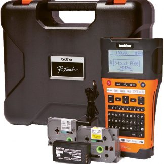 Brother P-touch E550WVP - märkmaskin för proffs