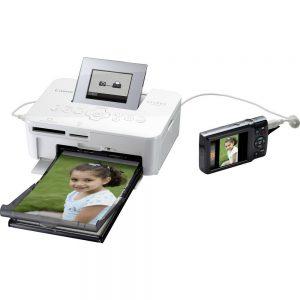 Canon SELPHY CP1000 Fotoskrivare Utskriftsupplösning: 300 x 300 dpi Pappersformat (max.): 148 x 100 mm