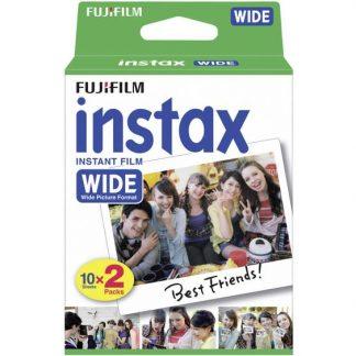 Direktbildsfilm Fujifilm 1x2 Instax Film WIDE 2 st