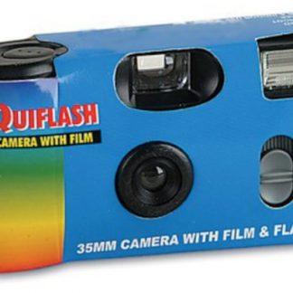 Engångskamera med blixt