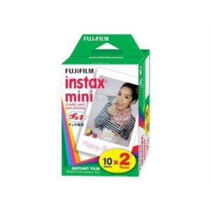 FUJI FILM INSTAX COLORFILM MINI GLOSSY(10X2/PK) 4547410364866