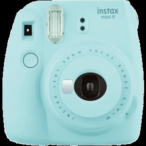 FUJIFILM instax mini 9 - Ljusblå