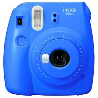 Fuji Instax Mini 9 / Cobal blue