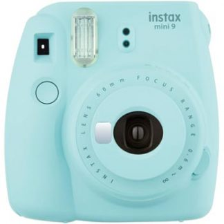 Fuji Instax Mini 9 / Ice blue