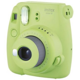 Fuji Instax Mini 9 / Lime