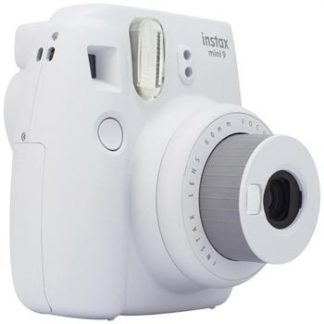 Fuji Instax Mini 9 / Smoky white