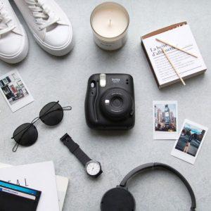 Fujifilm Instax Mini 11 Direktfilmskamera Vit