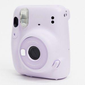 Fujifilm - Instax Mini 11 - Lila direktbildskamera-Ingen Färg
