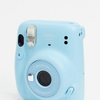Fujifilm - Instax Mini 11 - Ljusblå direktbildskamera-Ingen färg