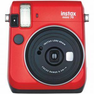 Fujifilm Instax Mini 70 - Red