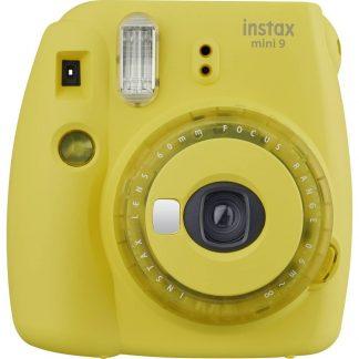 Fujifilm Instax Mini 9 Direktfilmskamera Gul