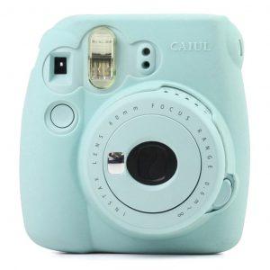 Fujifilm Instax Mini 9 lovely silicone case - Baby Blue