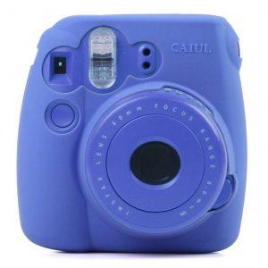 Fujifilm Instax Mini 9 lovely silicone case - Dark Blue