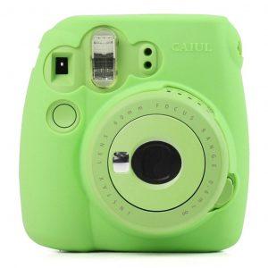 Fujifilm Instax Mini 9 lovely silicone case - Green