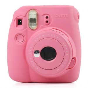 Fujifilm Instax Mini 9 lovely silicone case - Pink