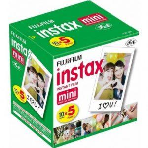 Fujifilm Instax Mini Film 5x10 pcs