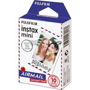 Fujifilm Instax Mini Film AirMail Frame 10pcs
