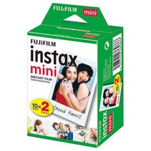 Fujifilm Instax Mini Instant Film - 10 x 2 St. - Vit
