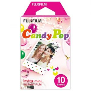 Fujifilm Instax Mini Instant Film - Candypop