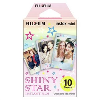 Fujifilm Instax Mini Instant Film - Shiny Star