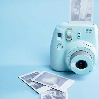Fujifilm - Instax Monochrome Film i 10-pack-Flerfärgad