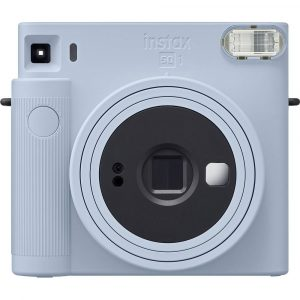 Fujifilm Instax SQ1 Direktfilmskamera Blå