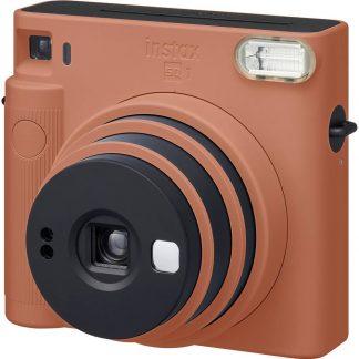 Fujifilm Instax SQ1 Direktfilmskamera Orange