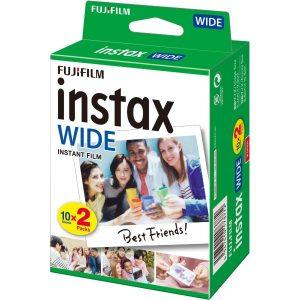 Fujifilm Instax Wide Film 2x10pcs