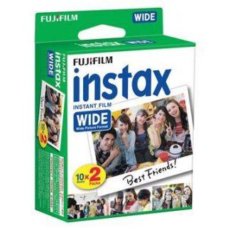 Fujifilm Instax Wide Film - Blank