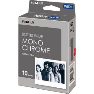 Fujifilm Instax Wide Film Monochrome 10pcs