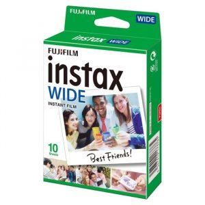 Fujifilm Instax Wide film 10-pack
