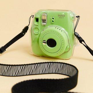 Fujifilm - Instax mini 9 - Genomskinligt tillbehörsset-Flerfärgad