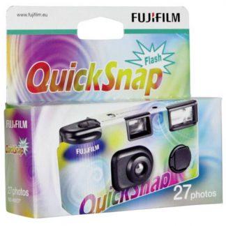 Fujifilm Quicksnap Flash 27 Engångskamera 1 st med inbyggd blixt
