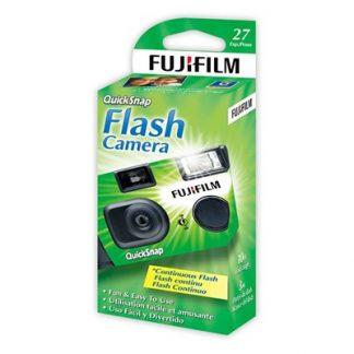 Fujifilm Quicksnap Flash 400 27ex Engångskamera
