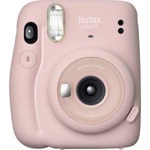 Fujifilm instax Mini 11 Direktfilmskamera Blush Rose