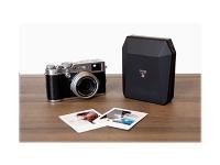Fujifilm instax SHARE SP-3 SQ - Skrivare - färg - LED - 72 x 86 mm - kapacitet: 10 foton - Wi-Fi(n) - svart