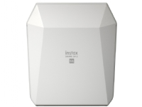 Fujifilm instax SHARE SP-3 SQ - Skrivare - färg - LED - 72 x 86 mm - kapacitet: 10 foton - Wi-Fi(n) - vit