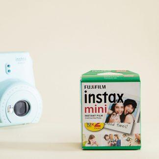 Fujifilm instax mini-film i10x2-pack-Flerfärgad