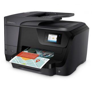 HP Officejet Pro 8715 Multifunktionsskrivare