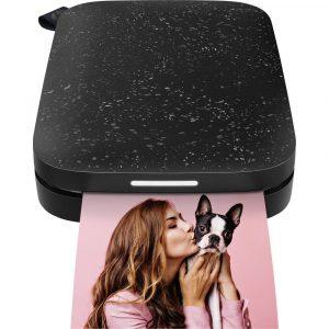 HP Sprocket 200 Fotoskrivare Utskriftsupplösning: 313 x 400 dpi Pappersformat (max.): 50 x 76 mm