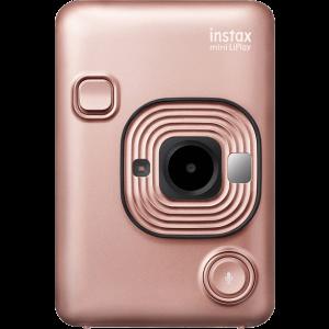 INSTAX Instax Mini LiPlay Direktfilmskamera - Roséguld