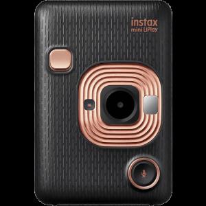 INSTAX Instax Mini LiPlay Direktfilmskamera - Svart