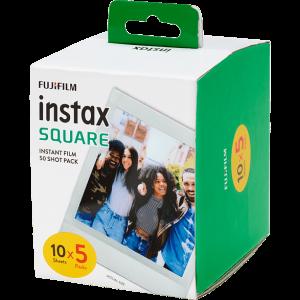 INSTAX Square Film 10x5-paket
