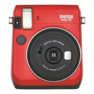 Kamera Instax Mini 70 Röd
