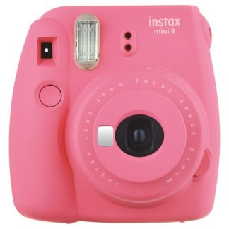 Kamera Instax Mini 9 Flamingo Pink
